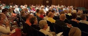 Don Interfaith event Crowd
