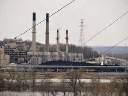 Meramec Coal-Burning Power Plant. Photo: South County Times