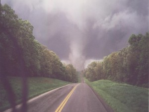 Knox County, Mo, 2003. Photo provided by St. Louis National Weather Service.