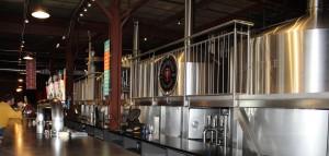 Urban Chestnut Brewery and Bierhall.