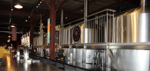 Urban Chestnut Brewery and Bierhall.