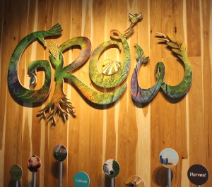 GROW Sign