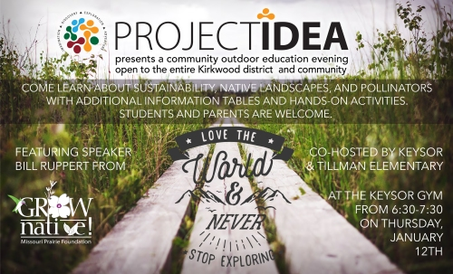 Project Idea Flyer