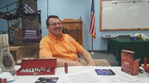 Bob Campbell, MDC instructor at Jay Henges Shooting Range and Education Center.
